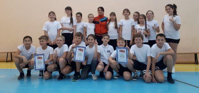 Спартакиада среди пятиклассников.